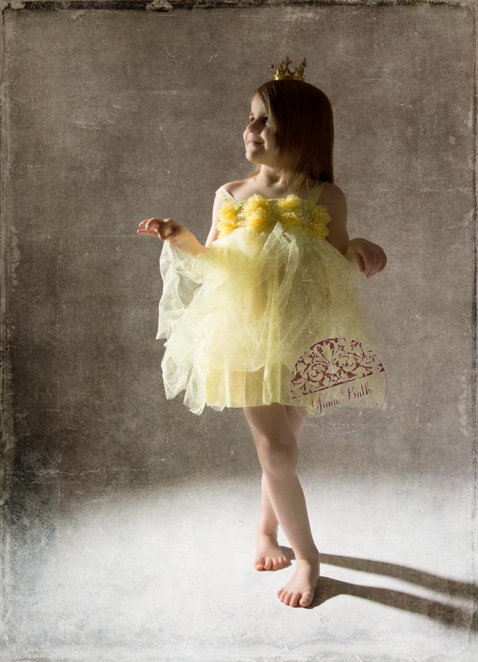 Prinzessin Garderobe Fotostudio Jana Bath