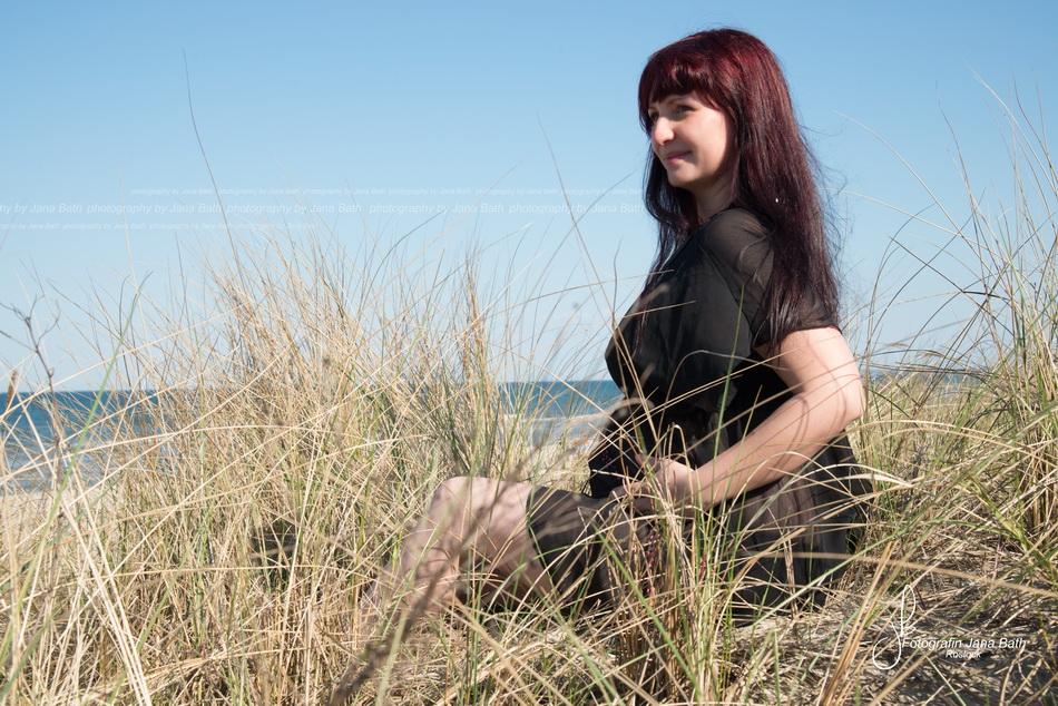 Blick auf die Ostsee - Fotostudio Jana Bath