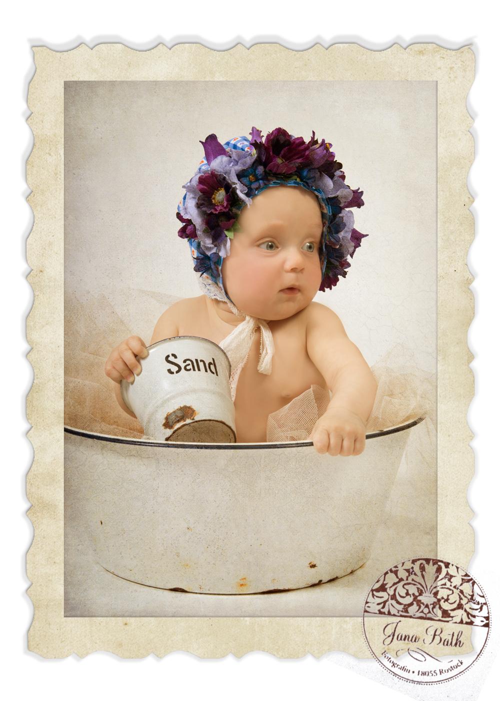 Vintage Fotografie Wonneproppen,  Jana Bath