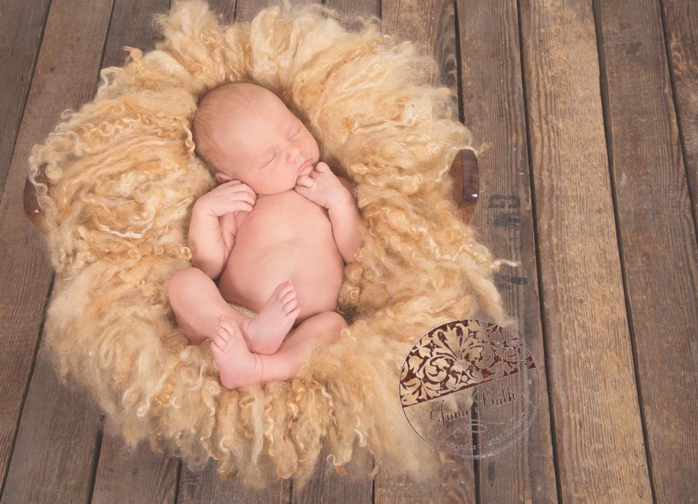 Baby Boy 10 Tage jung