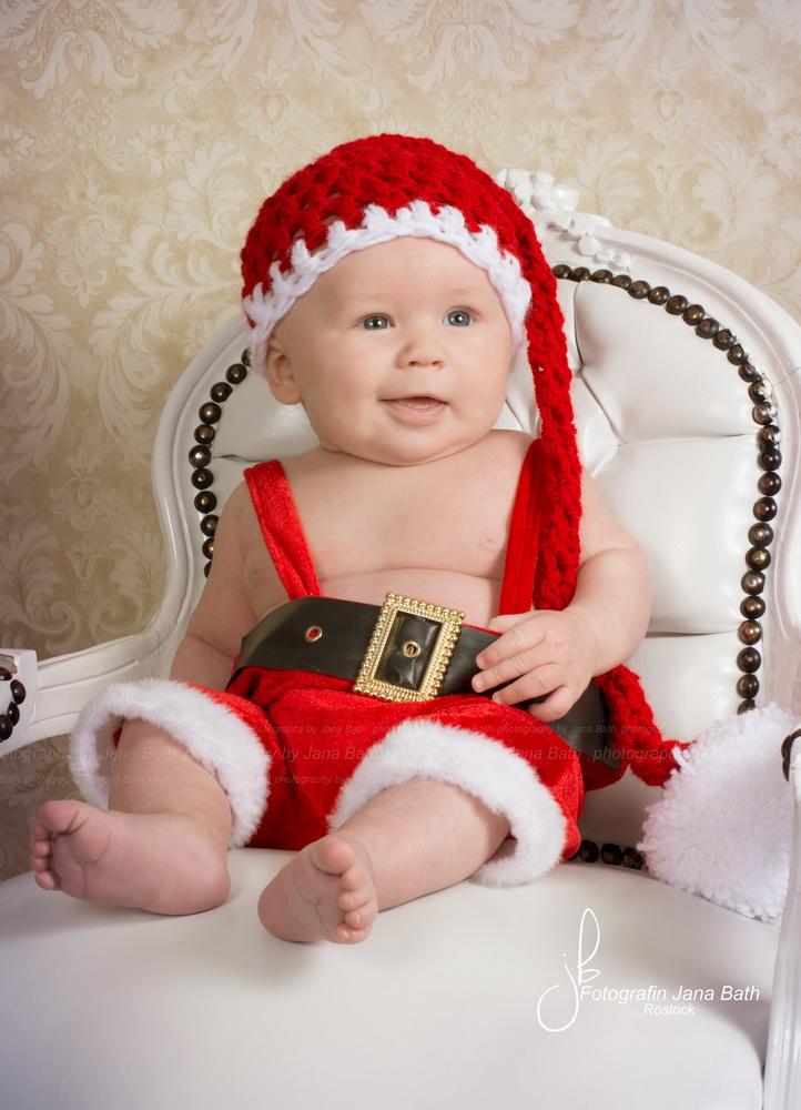 Ein kleiner Nikolaus - 13 Wochen alt- Foto Jana Bath 2016