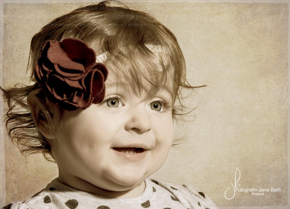 Wonneproppen Vintage Porträt Beispiel fertig - Foto Jana Bath 2017