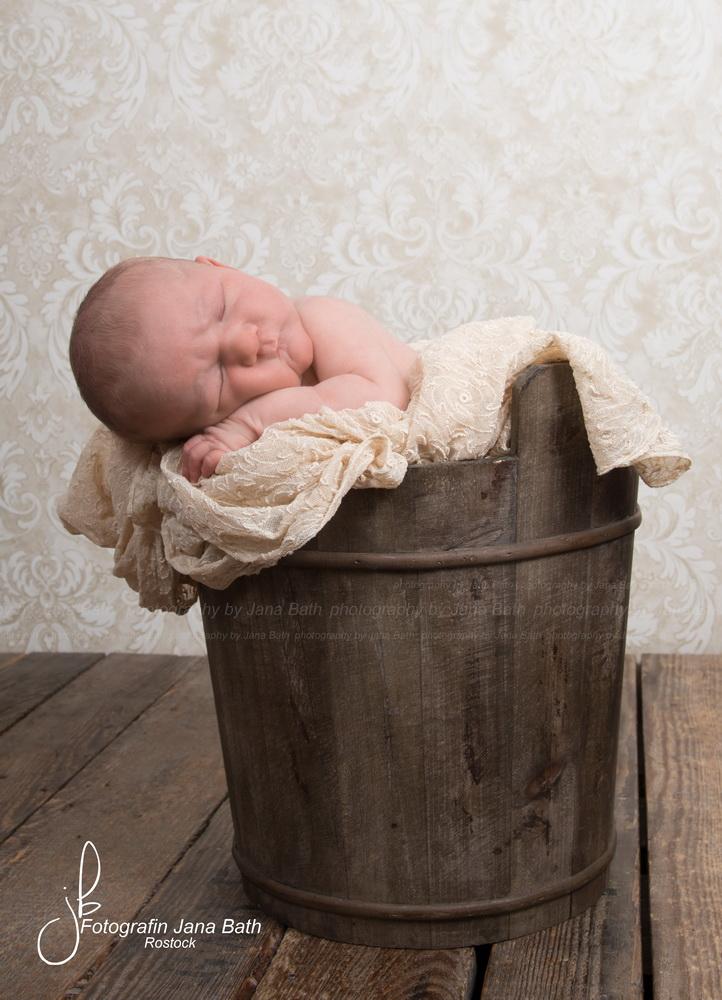Newborn 7 Tage jung - Foto Jana Bath 2017