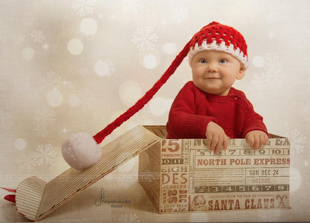 Wonneproppen Baby Boy 9 Monate alt - Foto Jana Bath Rostock