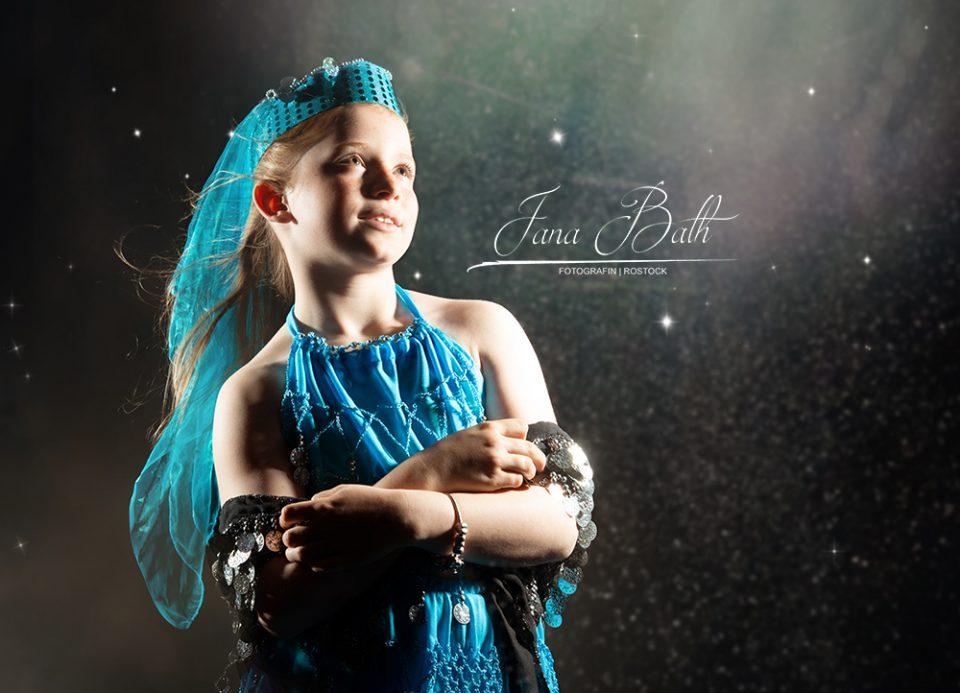 Orientalische Prinzessin - Foto Jana Bath 2019