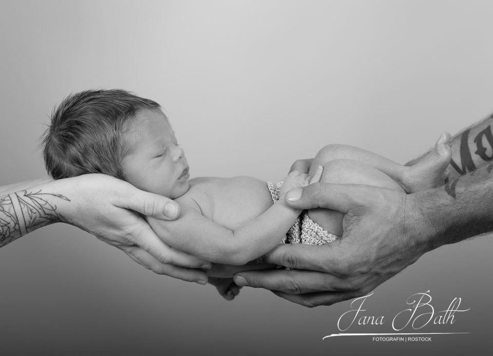 Newborn - Babyshooting, November 2020